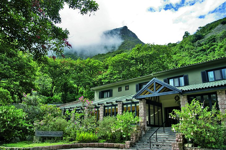 Machu Picchu Sanctuary Lodge exterior