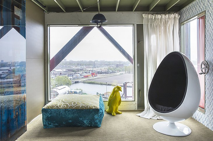 Free Spirit Suite room with panorama
