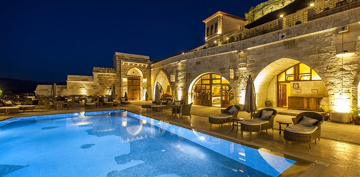 Kayakapi Premium Caves - The First Boutique Hotel In Cappadocia