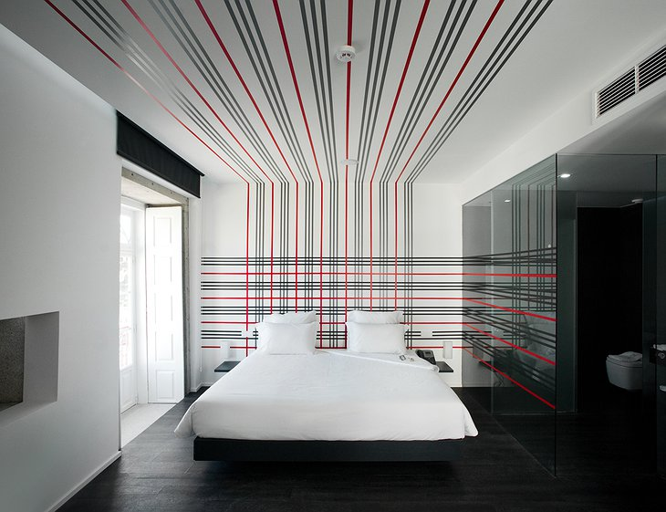 Design & Wine Hotel Moda room